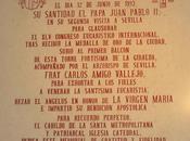 Recordando visita Juan Pablo