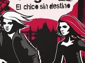 Todo sobre chico destino, segunda parte Corazón negro Elisa Puricelli Guerra