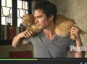 Nuevo photoshoot Somerhalder para People Magazine