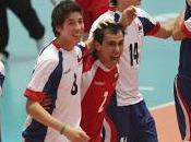 Chile busca voléibol masculino juegos bolivarianos