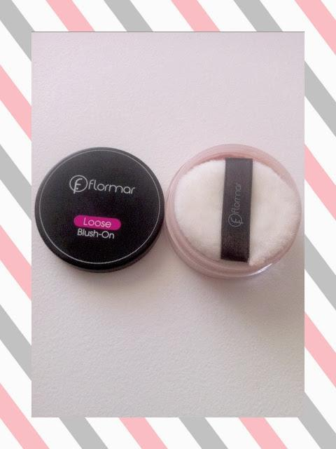 Colorete Loose Blush-On de Flormar