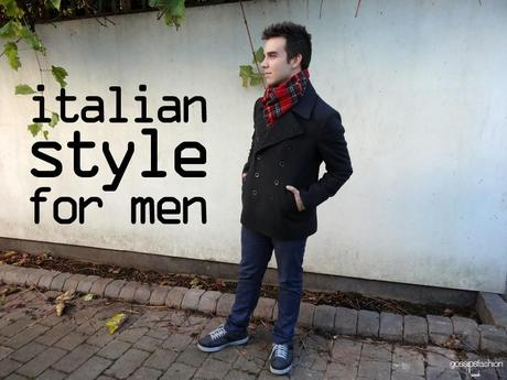 italian style for men