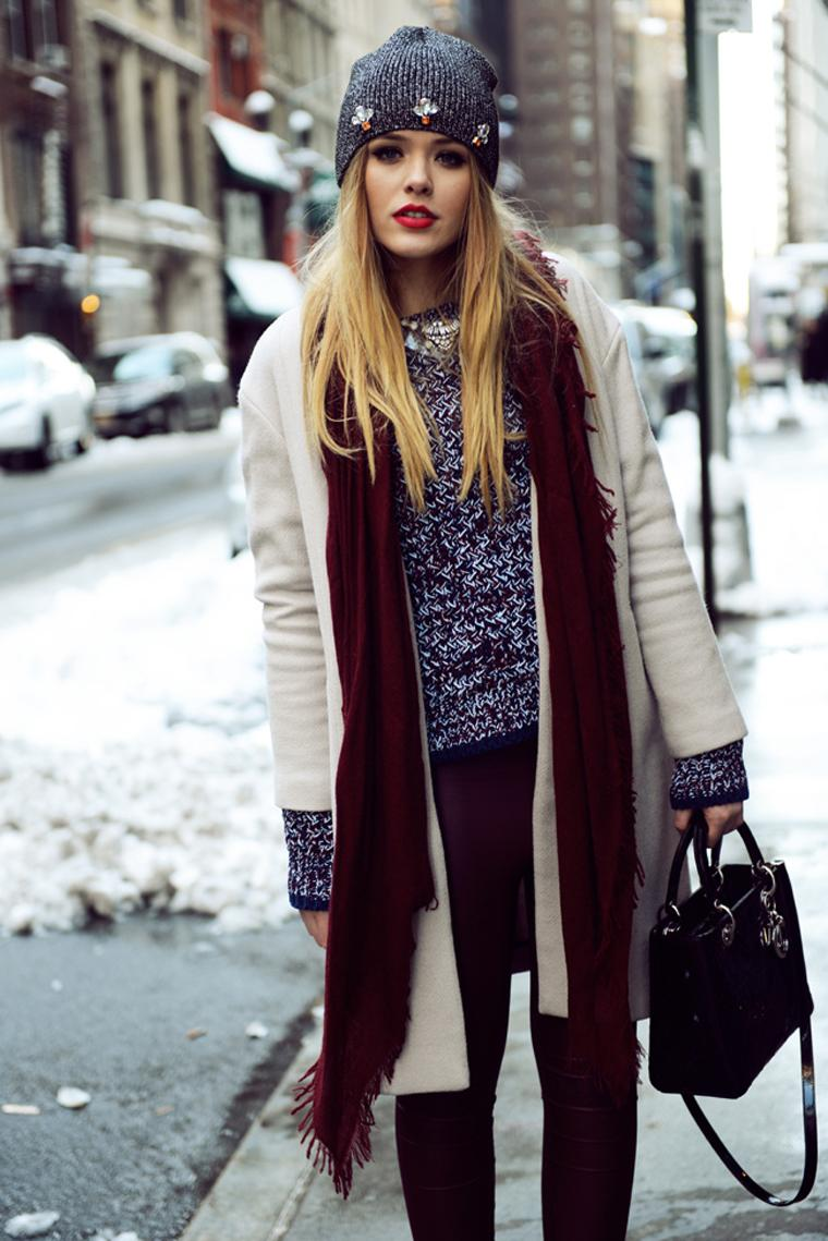 winter outfits tumblr - 500×749