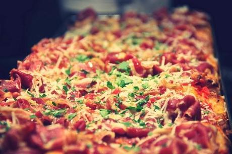 La Fermata: Pizza en Barcelona