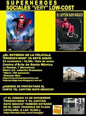 Barcelona acoge mañana dos estrenos cinematográficos sobre alzhéimer y discapacidad
