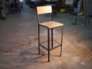 Mobiliario estilo industrial vintage fabricado en - Mobiliario estilo industrial ...