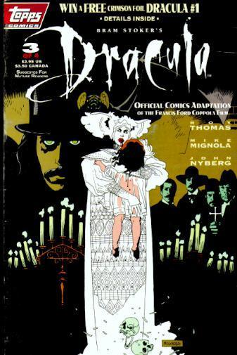 DRACULA Roy Thomas y Mike Mignola