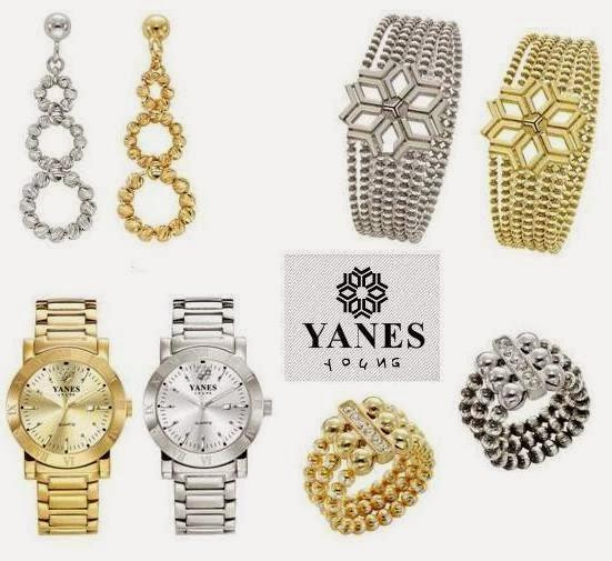 Gold and silver for Xmas con Yanes Young