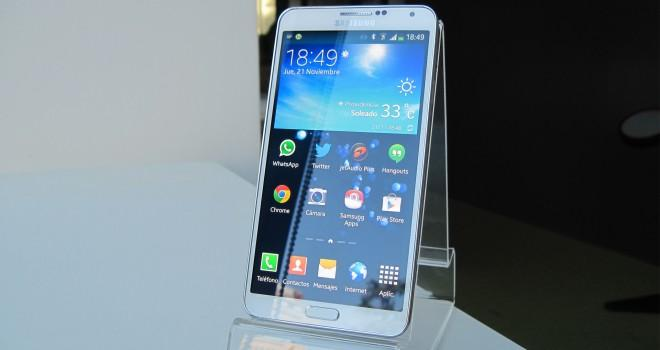 Review Samsung Galaxy Note 3 [W Labs Interactivo]