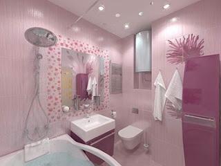 Lindos cuartos de ba o para mujeres paperblog for Cuartos banos bonitos