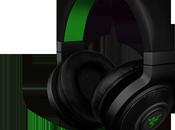 Razer Kraken Pro: audífonos para nueva consola
