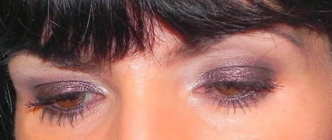 Look Suede (Sombras look beauty)