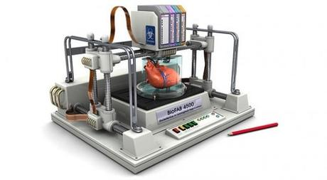 heart bioprint 640x353 Las impresoras 3D podrían crear corazones humanos en tan solo 10 años