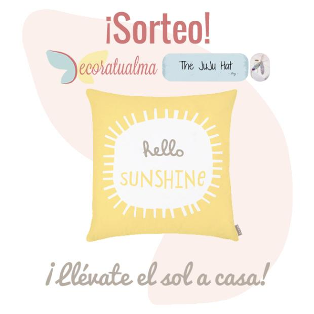 sorteo hello sunshine juju hat