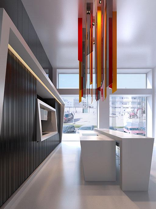 A cero presenta un nuevo dise o de cocina para grupo rg en - Cocinas joaquin torres ...