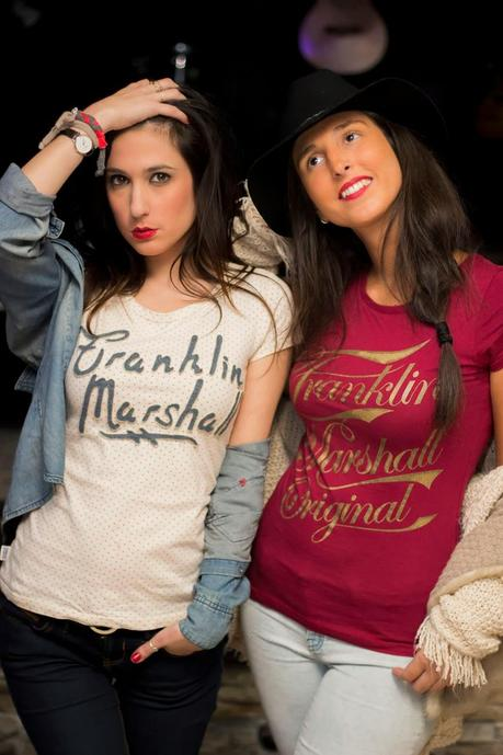 Shoes&BasicsFriends: Franklin Marshall Mode