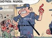 nueva Seguridad salvaje medida represión