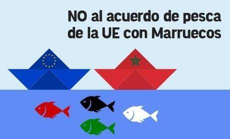 No al acuerdo de pesca de la UE con Marruecos