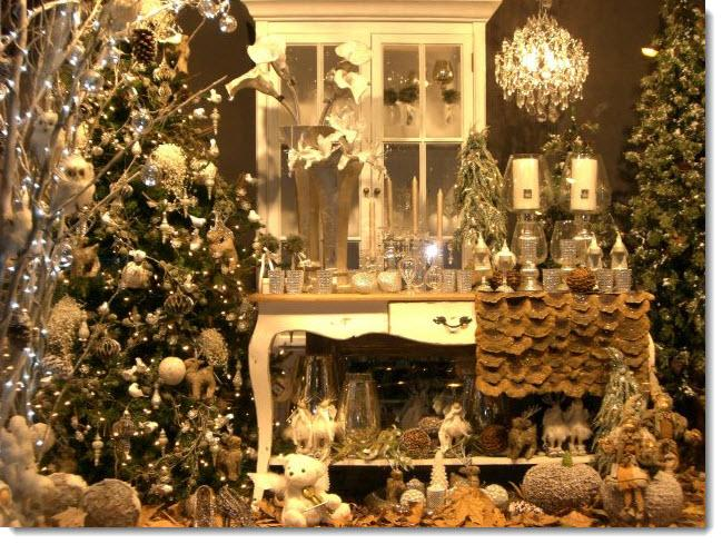 Como decorar tu negocio para navidad paperblog for Decoraciones para navidad interiores