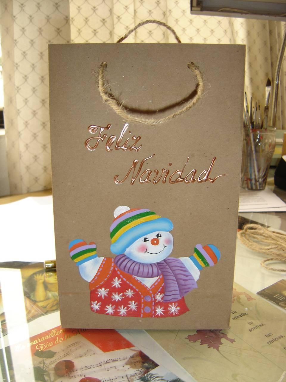 Como decorar tu negocio para navidad paperblog - Decoracion navidad papel ...