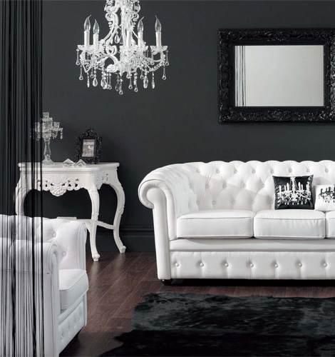 Barroco chic estilo con glamour paperblog - Estilo barroco decoracion ...
