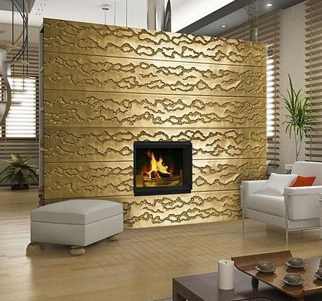 Paneles decorativos para tus paredes paperblog - Paredes decorativas interiores ...