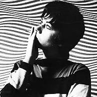 Bridget Louise Riley pintura op art