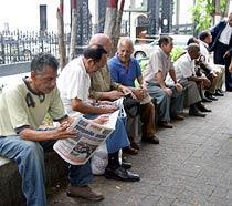 Las Personas Desempleadas Envejecen mas Rapido