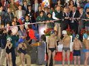 Presidente piñera inauguró primer polideportivo piscina semi-olímpica araucanía