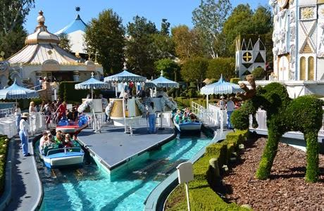 Disneyland Resort, It´s a small world, Los Angeles