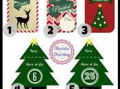 Freebies. Etiquetas regalos Navidad imprimibles gratis