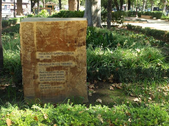 Los jardines de la reina cristina 14 el paseo federico garc a lorca paperblog - Los jardines de lorca ...