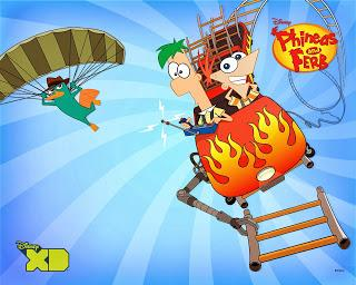 Phineas y Ferb [Series]