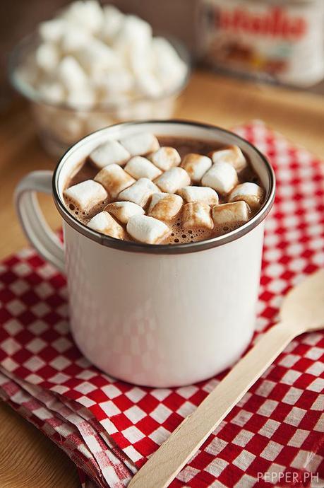 Chocolate Caliente... ¿te apetece?