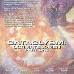 Cataclysm: Ultimate Comics X-Men Nº 1