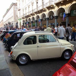 Fiat 500 y Seat 600, recordando el pasado