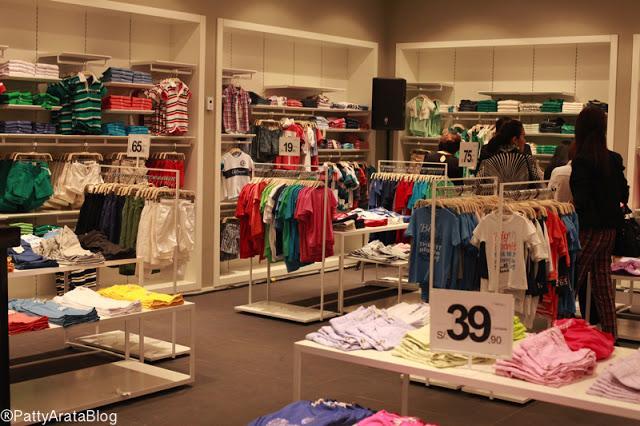 Sfera Peru ropa para niños