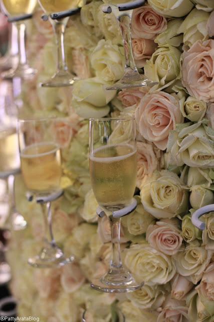 Celebración Champagne , Jockey Plaza