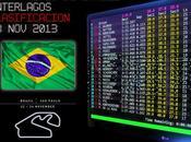 Brasil: Clasificación Temporada 2013