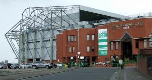 Celtic Park entrada