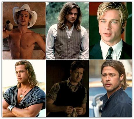 Conociendo a: Brad Pitt