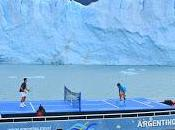 Espectular exhibición Rafael Nadal Novak Djokovic