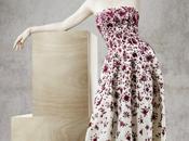 Dior versiona vestido Palmyre....