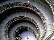 escalera Museos Vaticanos