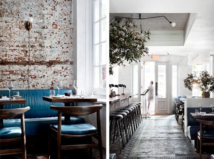 Musket room restaurant aires vintage y urbanos en la gran for Interiorismo rustico