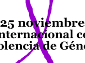 Noviembre. Mundial contra Violencia Género