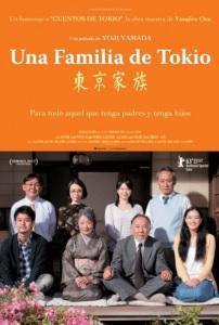 Póster: Una familia en Tokio (2013)