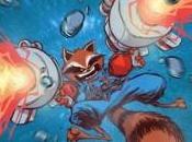 Marvel Comics también lanzará cómic Mapache Cohete Free Comic Book 2014