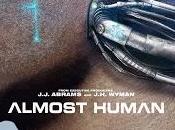 Almost Human (2013) serie J.J. Abrams, J.H. Wyman Brian Burk...