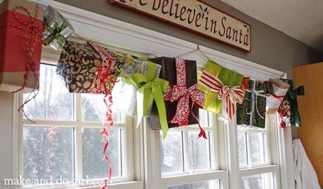 Decoración de Navidad para tiendas y comercios - DIY Hazlo tú mismo